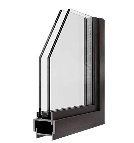 Finestra in acciaio mogs roma sicher serramenti - Serrature per finestre ...