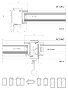 FERROFINESTRA classic40 esempio di impiego 01