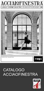 catalogo acciaio finestra